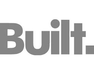 Logo Built client helmsman