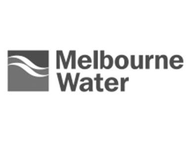 Logo Melbourne Water client helmsman