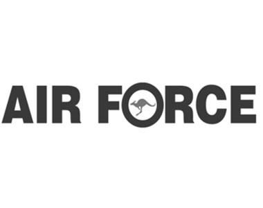 Logo Airforce client helmsman