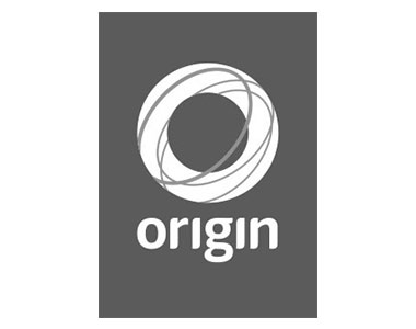 Logo Origin client helmsman
