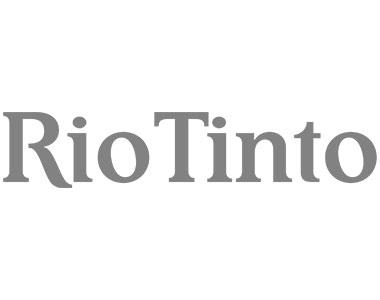 Logo Rio Tinto client helmsman